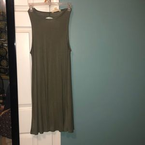 Soft and Sexy Tank Dress